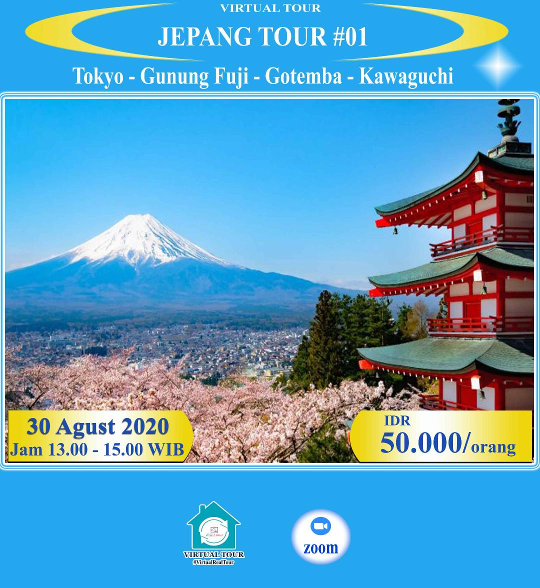 Jepang Virtual Tour Part 1