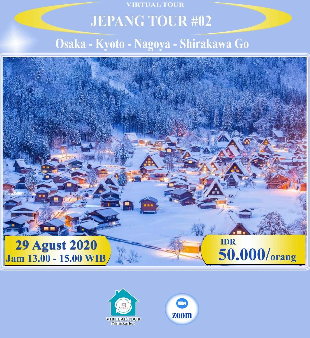 Jepang Virtual Tour Part 2