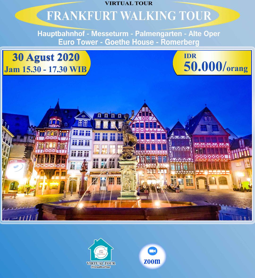 Virtual Tour Kota Frankfurt