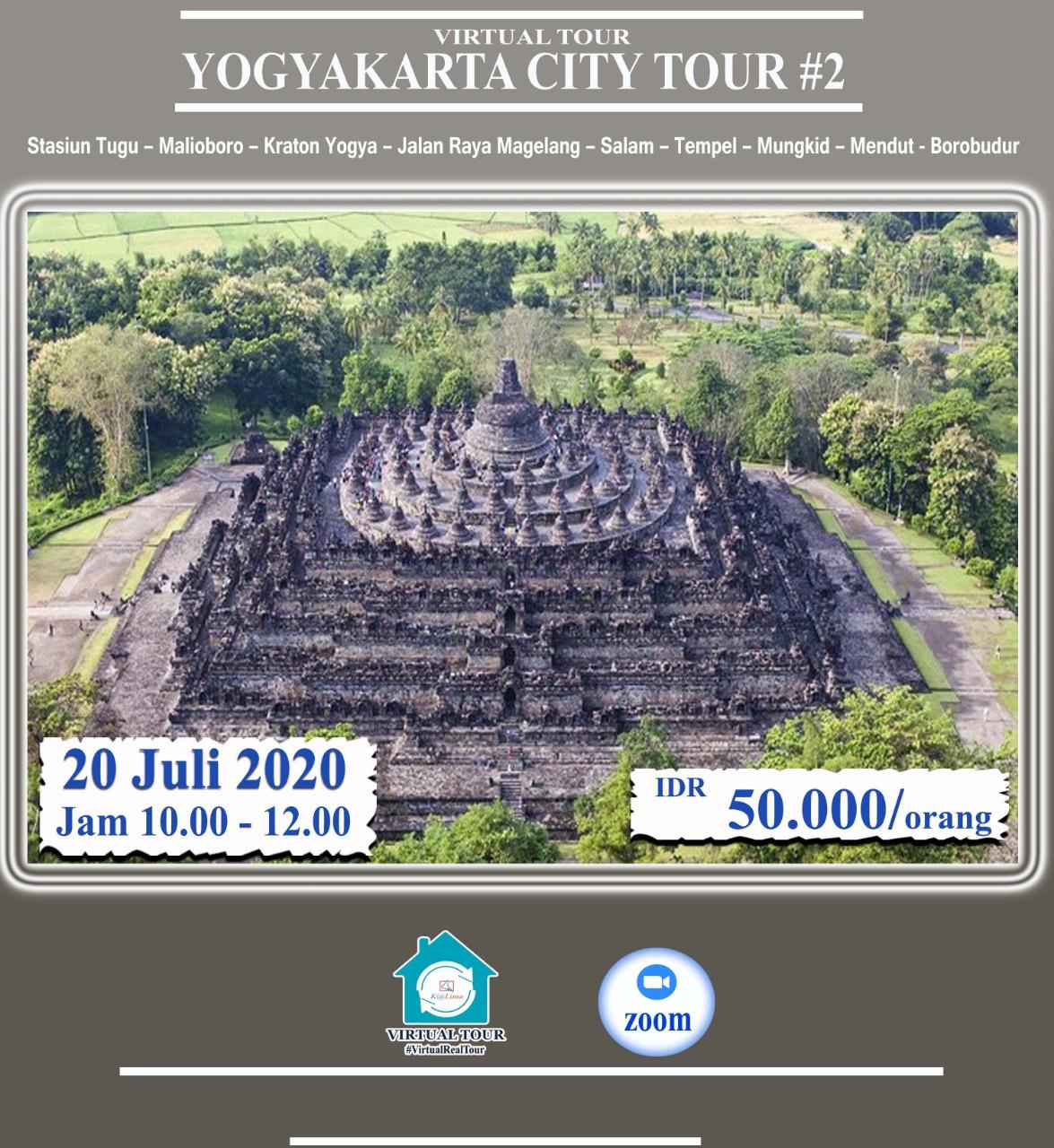 Virtual Tour Wisata Kota Yogyakarta #2